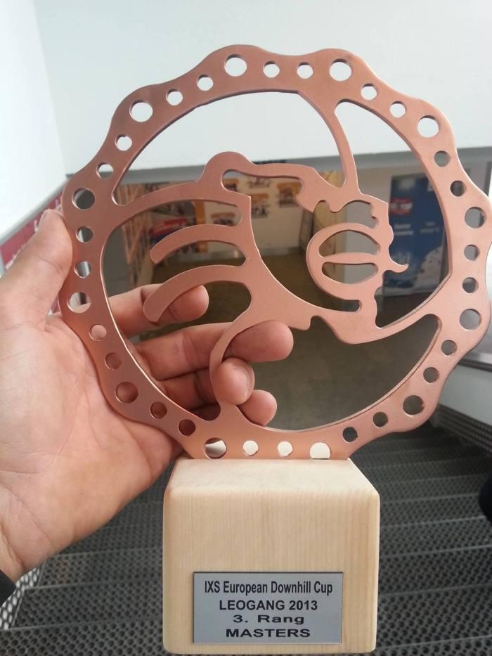 Trofeo de Ruben Castro