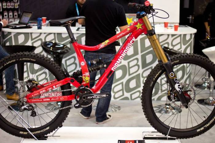 2014 Diamondback DH8