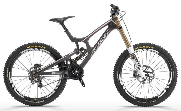 2014 Santa Cruz V10 Carbon 8286 $