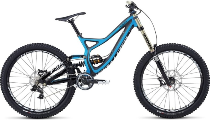 2014 Specialized Demo Carbon II