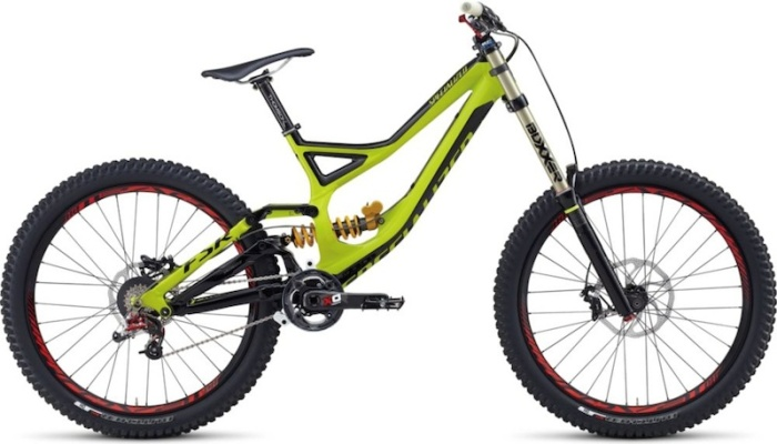 2014 Specialized Demo II (aluminium)