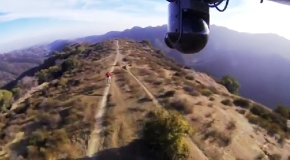 Video: POV High Speed Downhill MTB with Curtis Keene