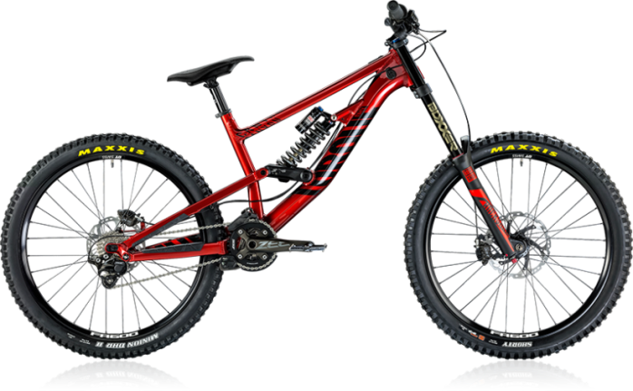 Canyon Torque DHX Whipzone