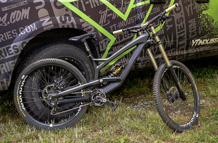 yt industries carbon
