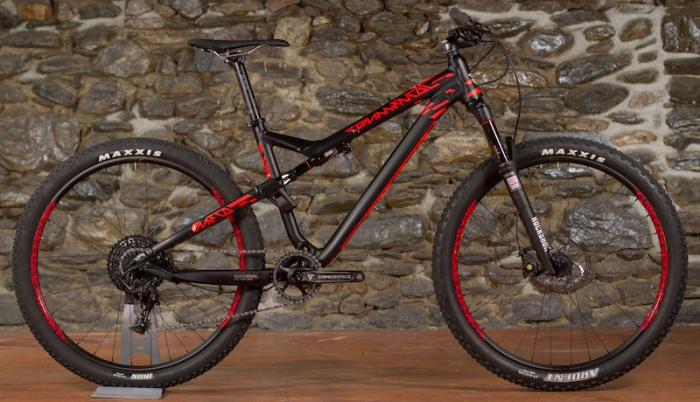 commencal trail